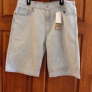 Levi Jeans Mens Size 36 NWT